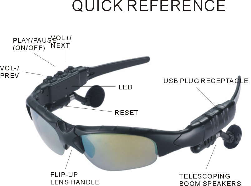 oakley bluetooth mp3 sunglasses